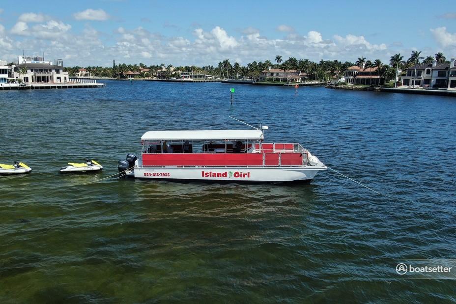 Rent a Catamaran Cruiser catamaran in Fort Lauderdale, FL near me
