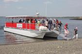 50 ft. Catamaran Cruiser 14X50 Dual Stateroom Catamaran Boat Rental Miami Image 6