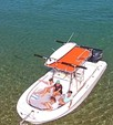 25 ft. Edgewater Powerboats 245 CC Center Console Boat Rental Hawaii Image 2