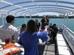30 ft. Other pontoon Pontoon Boat Rental Chicago Image 1