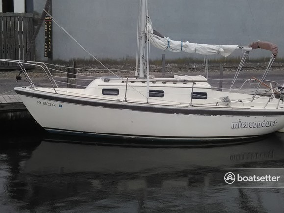 Rent a Sovereign by Sovereign America Inc daysailer & weekender in Bay Shore, NY near me