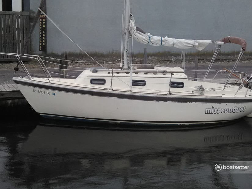 Rent a Sovereign by Sovereign America Inc daysailer &_weekender in Bay Shore, NY near me