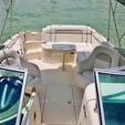 27 ft. Sea Ray Boats 260 Sundeck Bow Rider Boat Rental Miami Image 1