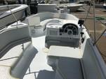26 ft. Bayliner Rendezvous 26 Deck Boat Boat Rental The Keys Image 7