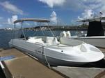 26 ft. Bayliner Rendezvous 26 Deck Boat Boat Rental The Keys Image 4