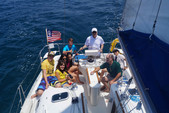 39 ft. Beneteau USA Oceanis 381 Sloop Boat Rental Los Angeles Image 4
