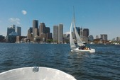 23 ft. Sonar Sonar 23' one-design keelboat Daysailer & Weekender Boat Rental Boston Image 2