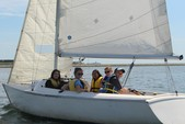 23 ft. Sonar Sonar 23' one-design keelboat Daysailer & Weekender Boat Rental Boston Image 3