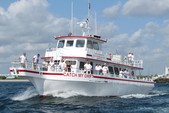 85 ft. Other Party Boat Saltwater Fishing Boat Rental Miami Image 1