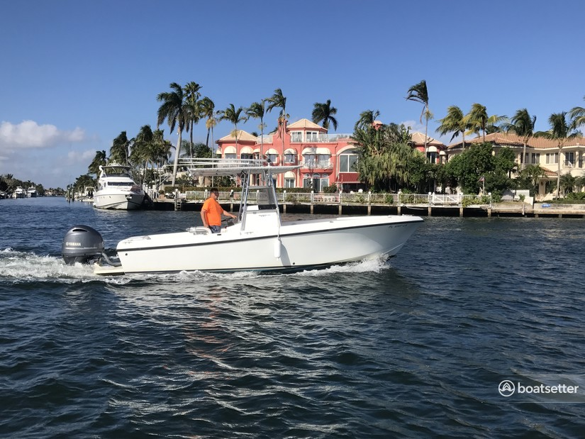 Rent a Other center console in Fort Lauderdale, FL near me