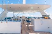 90 ft. Cheoy Lee 90´ Shipyard Motorsailer Motor Yacht Boat Rental West Palm Beach  Image 3