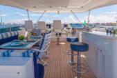 90 ft. Cheoy Lee 90´ Shipyard Motorsailer Motor Yacht Boat Rental West Palm Beach  Image 2