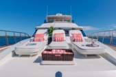 90 ft. Cheoy Lee 90´ Shipyard Motorsailer Motor Yacht Boat Rental West Palm Beach  Image 1
