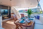 90 ft. Cheoy Lee 90´ Shipyard Motorsailer Motor Yacht Boat Rental West Palm Beach  Image 5