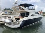 56 ft. Viking Yacht 56 Flybridge Yacht Motor Yacht Boat Rental Sarasota Image 3