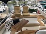 56 ft. Viking Yacht 56 Flybridge Yacht Motor Yacht Boat Rental Sarasota Image 4