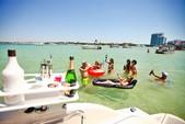 27 ft. Sea Ray Boats 260 Sundeck Bow Rider Boat Rental Miami Image 5