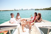 27 ft. Sea Ray Boats 260 Sundeck Bow Rider Boat Rental Miami Image 6