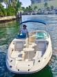27 ft. Sea Ray Boats 260 Sundeck Bow Rider Boat Rental Miami Image 7