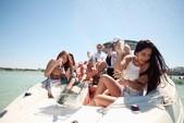 27 ft. Sea Ray Boats 260 Sundeck Bow Rider Boat Rental Miami Image 8