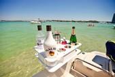 27 ft. Sea Ray Boats 260 Sundeck Bow Rider Boat Rental Miami Image 9