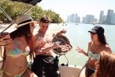 27 ft. Sea Ray Boats 260 Sundeck Bow Rider Boat Rental Miami Image 10