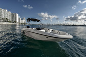 18 ft. Bayliner Element XL 4-S Mercury  Bow Rider Boat Rental Miami Image 3