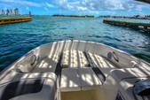 18 ft. Bayliner Element XL 4-S Mercury  Deck Boat Boat Rental Miami Image 8