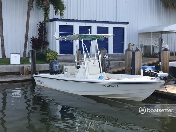 Rent a 2012 22 ft  Pathfinder Boats 2200 Tournament Ed  w/F250 Yamaha in  Dania Beach, FL on Boatsetter