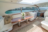 75 ft. Leopard 75 Express Cruiser Boat Rental Miami Image 3