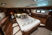 75 ft. Leopard 75 Express Cruiser Boat Rental Miami Image 5