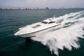 75 ft. Leopard 75 Express Cruiser Boat Rental Miami Image 7