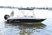 18 ft. Bayliner Element XL 4-S Mercury  Deck Boat Boat Rental Miami Image 15
