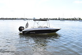 18 ft. Bayliner Element XL 4-S Mercury  Deck Boat Boat Rental Miami Image 18