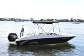 18 ft. Bayliner Element XL 4-S Mercury  Deck Boat Boat Rental Miami Image 19