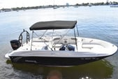 18 ft. Bayliner Element XL 4-S Mercury  Deck Boat Boat Rental Miami Image 21