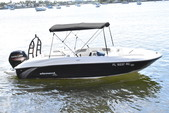 18 ft. Bayliner Element XL 4-S Mercury  Deck Boat Boat Rental Miami Image 22