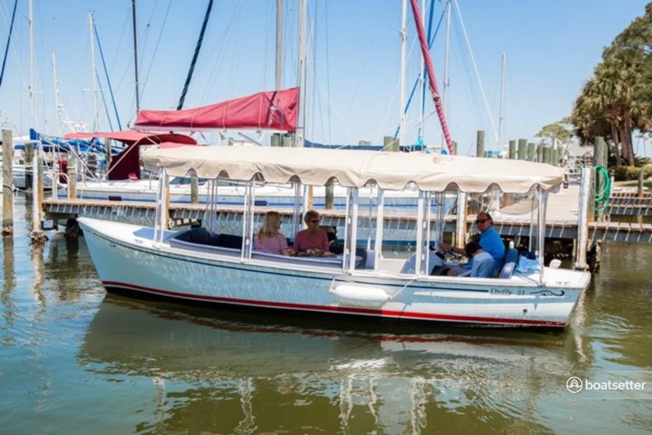 Rent a Duffy Electric Boats electric in Fort Walton Beach, FL near me