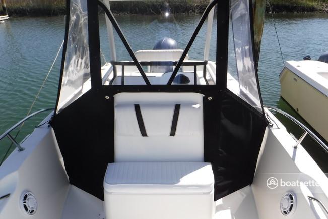 Rent a Hydrasports Boats center console in Longport, NJ near me