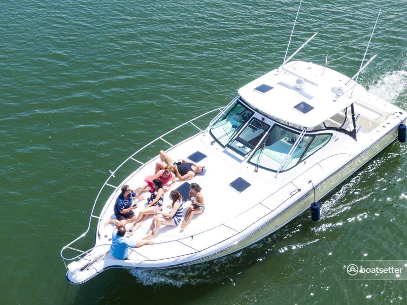 Rent a Tiara Yachts cruiser in Newport Beach, CA near me
