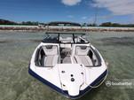 21 ft. Yamaha 212 Limited Jet Boat Boat Rental The Keys Image 6