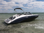 21 ft. Yamaha 212 Limited Jet Boat Boat Rental The Keys Image 10