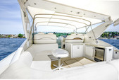 45 ft. Trojan Yachts 440 Express Yacht Express Cruiser Boat Rental Seattle-Puget Sound Image 7