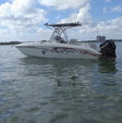 25 ft. Baja Boats 250 Sport Fish  Center Console Boat Rental Miami Image 1