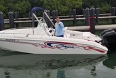 25 ft. Baja Boats 250 Sport Fish  Center Console Boat Rental Miami Image 2