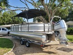 26 ft. Coach Pontoons 250RE Triple Tube Pontoon Boat Rental Tampa Image 6