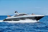 82 ft. Predator Yachts Sunseeker Cruiser Boat Rental Miami Image 12