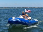 15 ft. Zodiac of North America Pro 9 Man Inflatable Outboard Boat Rental Boston Image 1