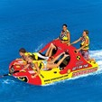 22 ft. Supra by Skiers Choice Launch 22 SSV W/Trailer Ski And Wakeboard Boat Rental Tampa Image 2
