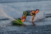 22 ft. Supra by Skiers Choice Launch 22 SSV W/Trailer Ski And Wakeboard Boat Rental Tampa Image 4
